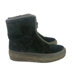 Clarks Originals Women 8M Suede Boots 11-20